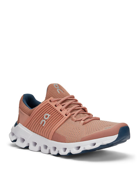 On Woman's Cloudswift Flat Sneakers