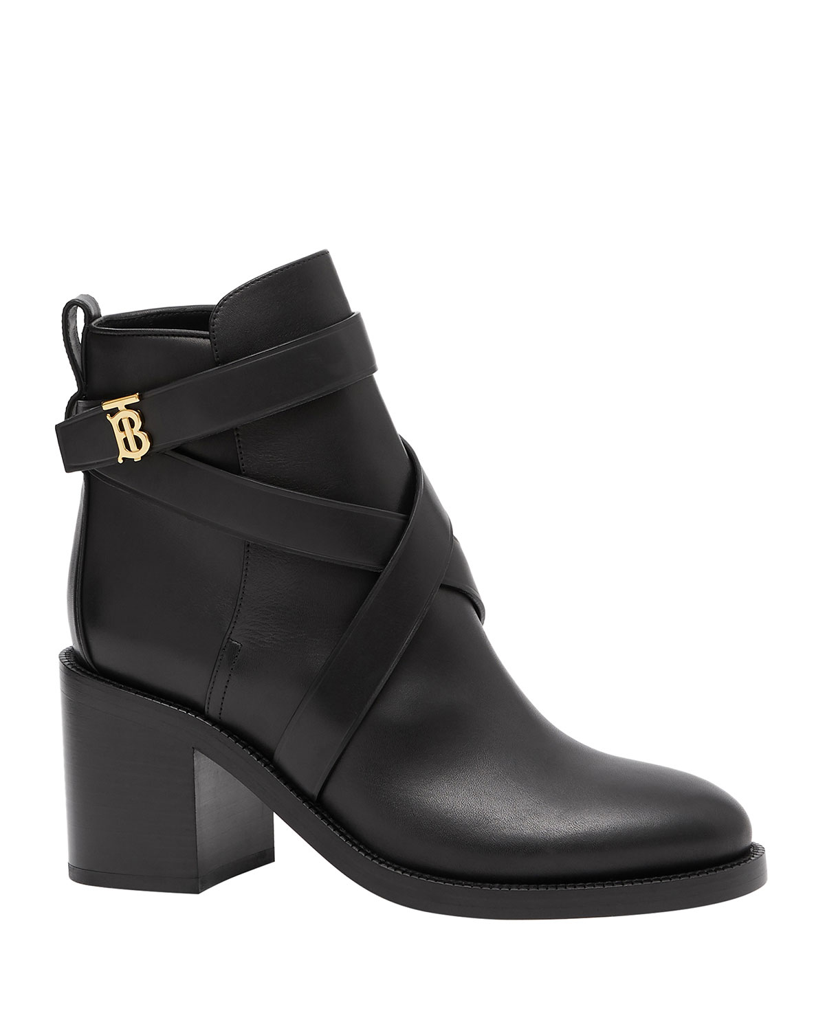 Pryle Tb Strappy Booties by Burberry