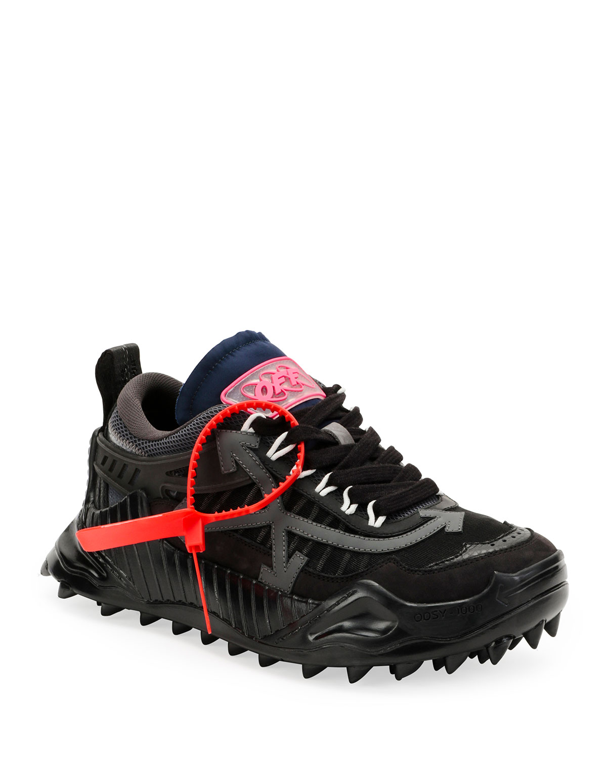 Off-White Odsy Chunky Sneakers | Neiman