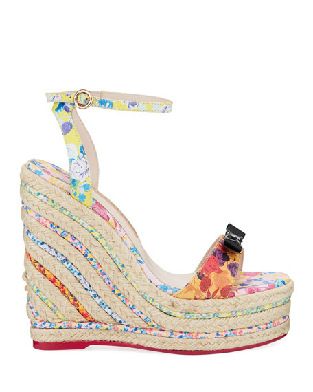 Sophia Webster Laurellie High Espadrilles