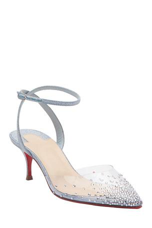 NEW Women/'s Patent Open Peep Toe  Low Wedge Heels Pump Sandal Shoes Size 5-10