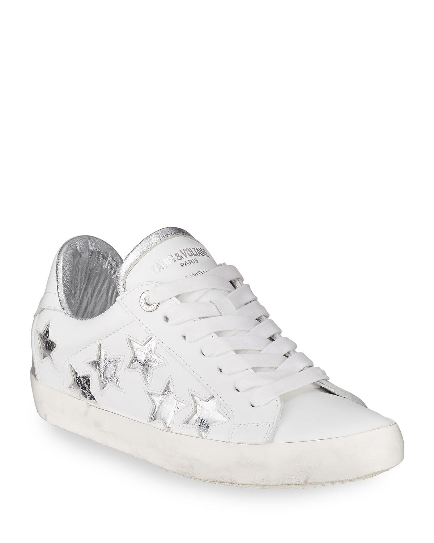 Zadig \u0026 Voltaire Used Star Sneakers