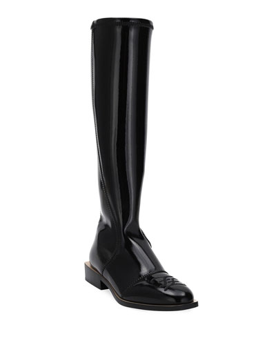 Neoprene Knee Boots