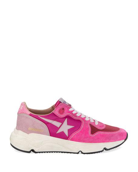Golden Goose Running Colorblock Star Sneakers