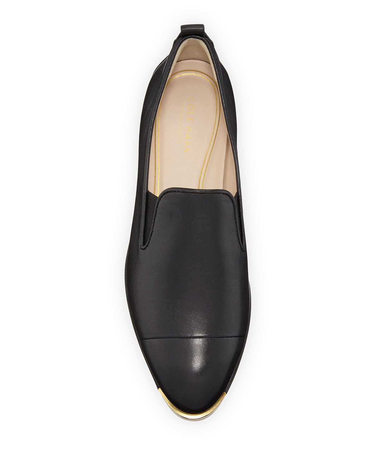 Grand Ambition Leather Slip On Loafers by Cole Haan