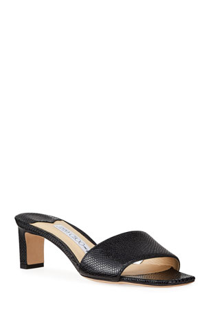 Jimmy Choo X Kaia K-SLIDE 50 Sandals