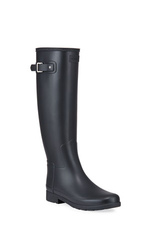 Hunter Boot Original Refined Tall Matte Rain Boots