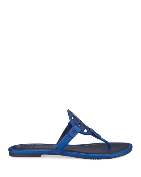 Tory Burch Miller Medallion Slide Sandals