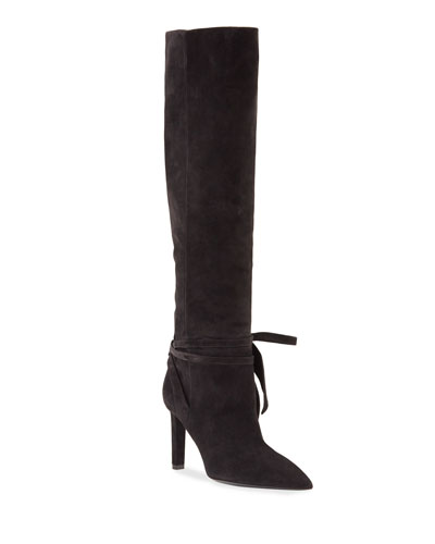 Kate Over-the-Knee Tall Suede Boots