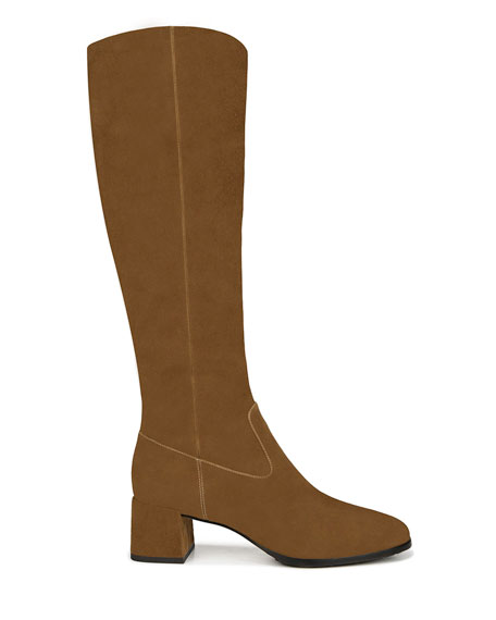 Image 2 of 4: Sanora To-The-Knee Boots