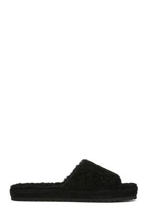 Designer Slippers at Neiman Marcus