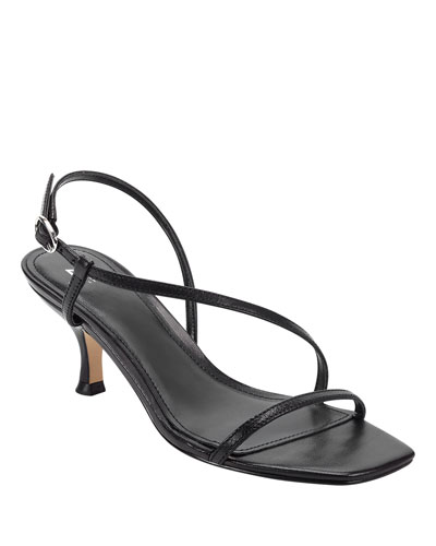 Gove Strappy Leather Sandals
