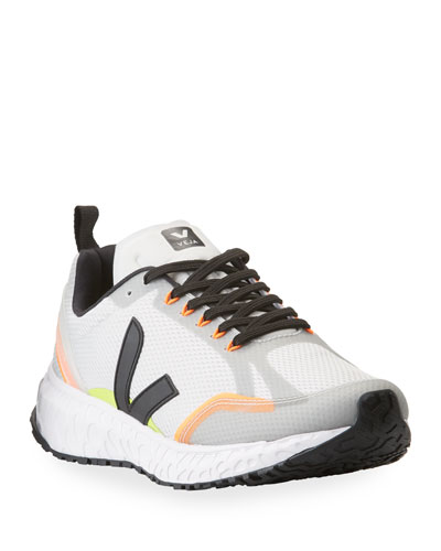 Condor Logo Lace-Up Sneakers