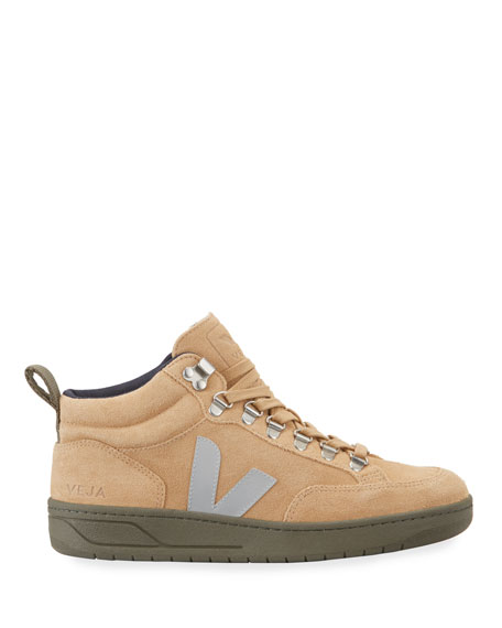 VEJA Roraima Logo Lace-Up Sneakers