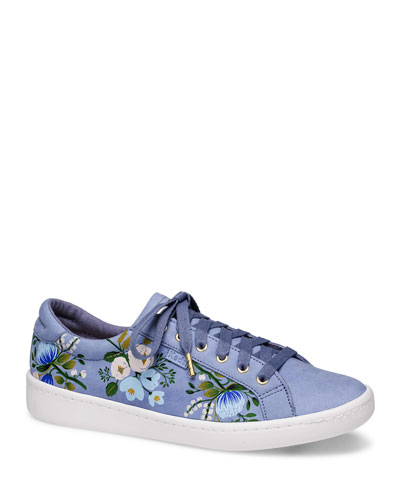 x Rifle Paper Co. Ace Botanical Sneakers