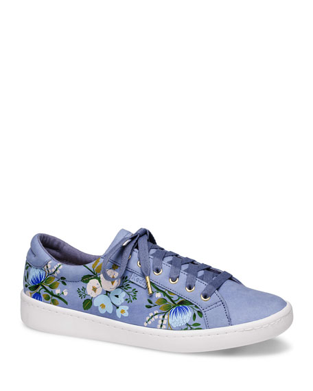 Keds x Rifle Paper Co. Ace Botanical Sneakers