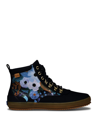 x Rifle Paper Co. Scout Garden Party Boots