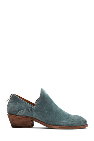 Frye Shoe Boots Beacon Inside Zip Leather Size 13 NEW $258
