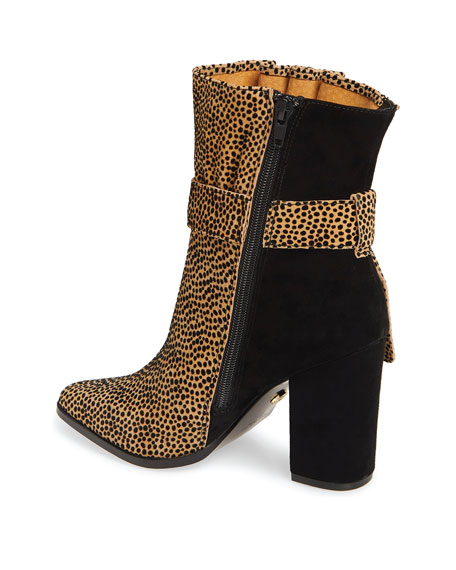 Cecelia New York Erika Heeled Ankle Boots