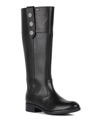 Felicity Leather Tall Boots