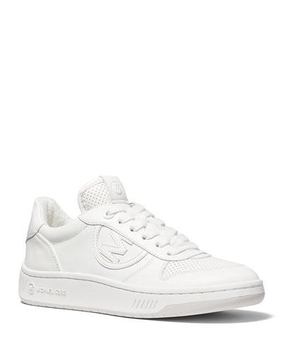 Gertie Leather Low-Top Sneakers