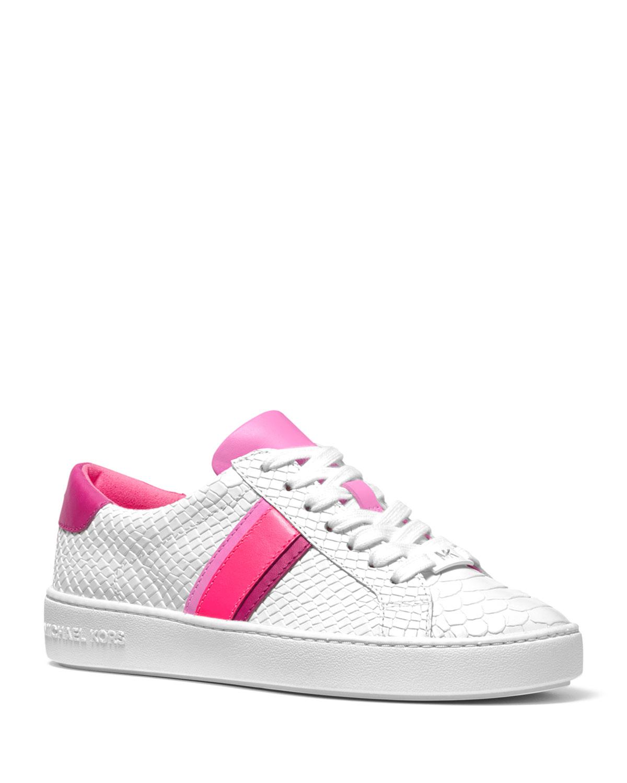 irving stripe sneaker
