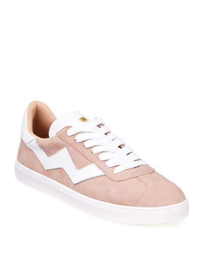 Daryl Suede Low-Top Sneakers