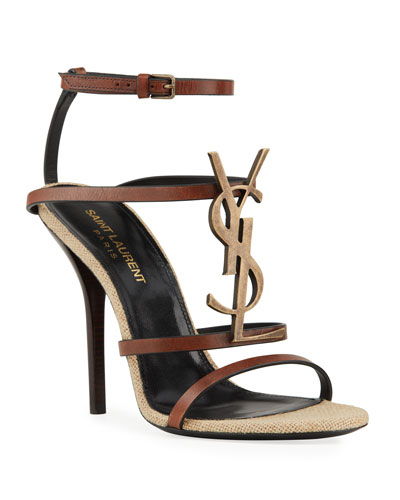Cassandre YSL 110mm Sandals