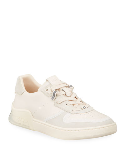 Citysole Suede/Leather Court Sneakers