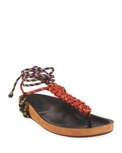 Loreco Thong Sport Sandals