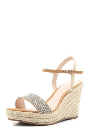 Schutz Salita Wedge Sandals