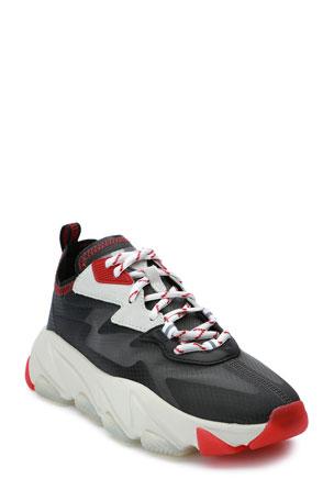 Ash Eclipse Colorblock Sport Sneakers