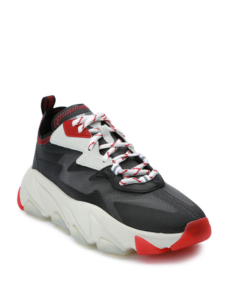 Image 1 of 4: Eclipse Colorblock Sport Sneakers