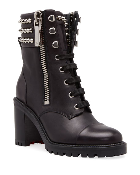 Christian Louboutin Winter Spiked