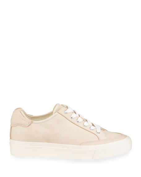 Image 2 of 4: RB Army Nubuck Low-Top Sneakers