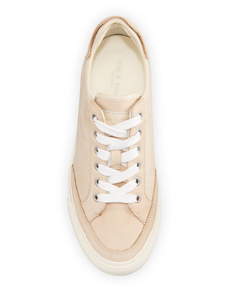 Image 3 of 4: RB Army Nubuck Low-Top Sneakers
