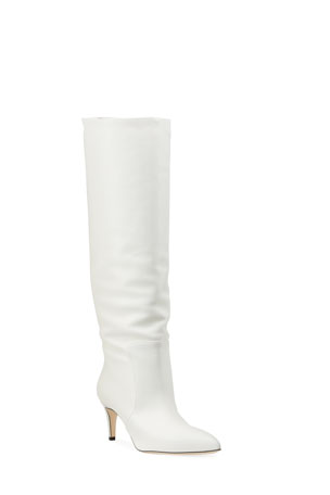 Paris Texas 60mm Slouchy Napa Tall Boots