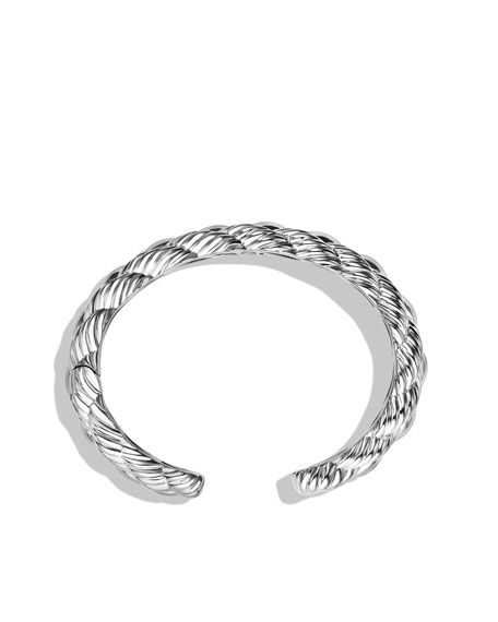 Woven Cable Cuff