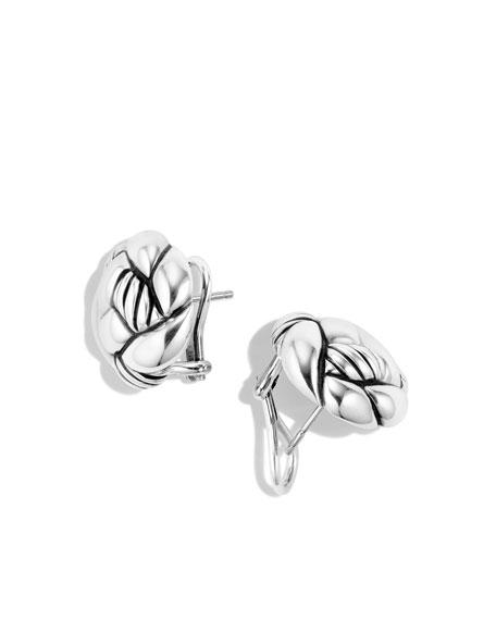 Woven Cable Earrings