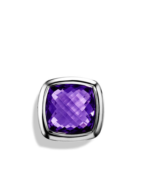 Albion Ring with Amethyst