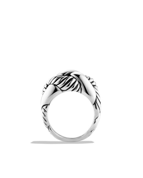 Woven Cable Ring