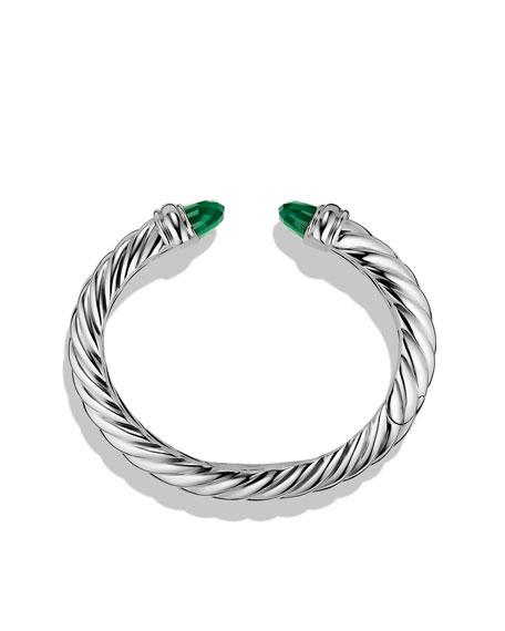 Waverly Bracelet With Green Onyx
