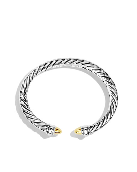 Waverly Bracelet with Gold Domes