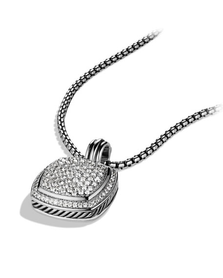 Albion Pendant with Diamonds