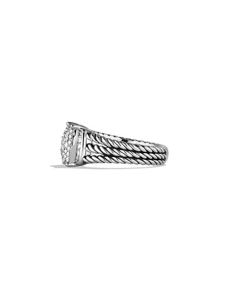 Petite Wheaton Ring with Diamonds