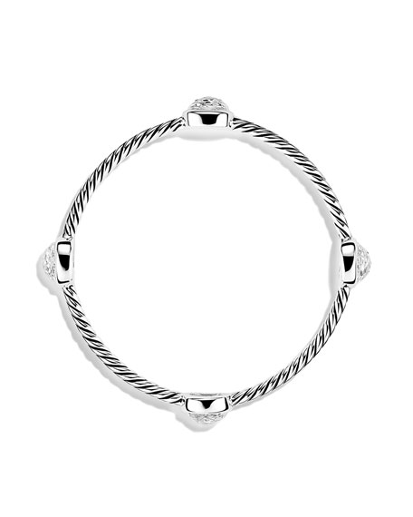 Color Classics Four-Station Bangle with Crystal