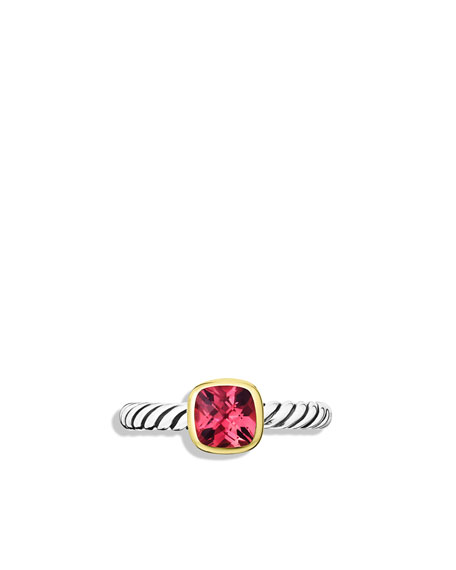 Color Classics Ring with Pink Tourmaline and Gold