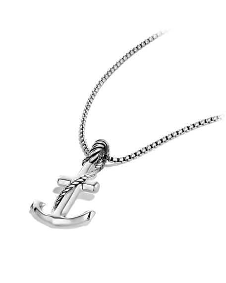 Cable Collectibles Anchor Pendant