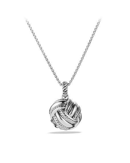Cable Collectibles Knot Charm