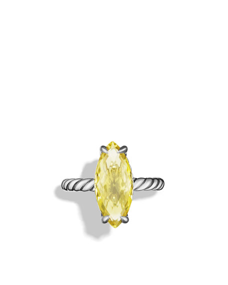 Color Classics Ring with Lemon Citrine